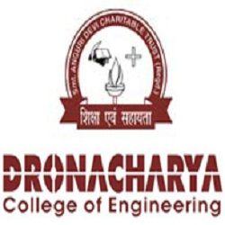Dronacharya College of Engineering logo