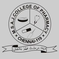 Mohamed Sathak A.J. College of Pharmacy logo