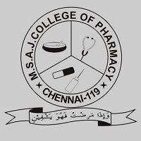 Mohamed Sathak A.J. College of Pharmacy logo