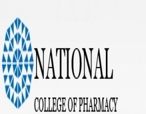 National College of Pharmacy logo