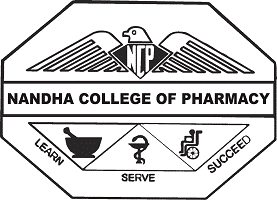 Nandha College of Pharmacy logo