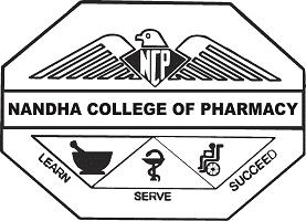 Nandha College of Pharmacy logo