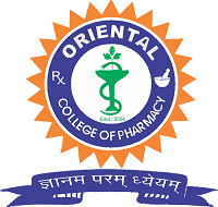 Oriental College of Pharmacy logo