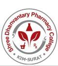 Shree Dhanvantary Pharmacy College logo