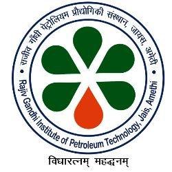 Rajiv Gandhi Institute of Petroleum Technology logo