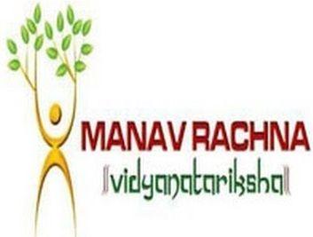 Manav Rachna International University logo