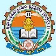 Krishna University, Machilipatnam logo