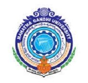 Mahatma Gandhi University logo