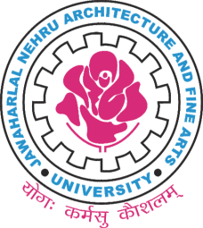 Jawaharlal Nehru Architecture and Fine Arts University, Hyderabad logo