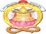 Potti Sri Ramulu Telugu University logo