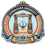 Satavahana University, Karimnagar logo