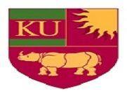 Kaziranga University logo