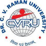 Dr CV Raman University logo