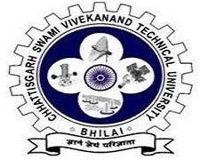 Chhattisgarh Swami Vivekananand Technical University logo