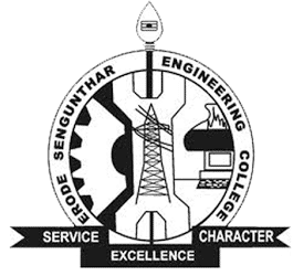 Erode Sengunthar Engineering College logo