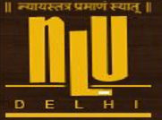 National Law University, Delhi logo