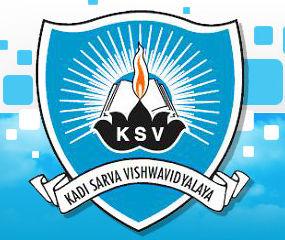 Kadi Sarva Vishwavidyalaya, Gandhi Nagar logo