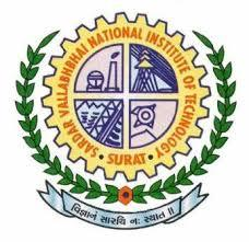 Sardar Vallabhbhai National Institute of Technology logo