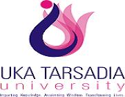 Uka Tarsadia University logo