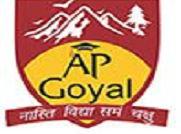 Alakh Prakash Goyal Shimla University logo