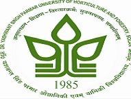 Dr YS Parmar University of Horticulture and Forestry logo