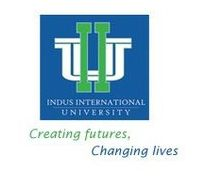 Indus International University logo