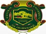 Central University of Jharkhand logo