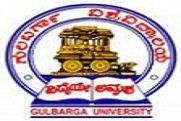 Gulbarga University logo