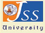 Jagadguru Sri Shivarathreeswara University logo