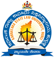 Karnataka State Law University, Hubli logo