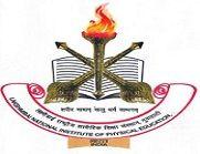 Lakshmibai National Institute of Physical Education logo