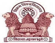 Vikram University logo