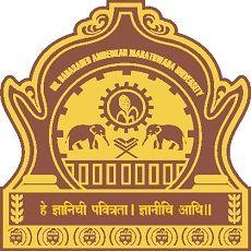 Dr Babasaheb Ambedkar Marathwada University logo