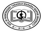 Rashtrasant Tukadoji Maharaj Nagpur University logo