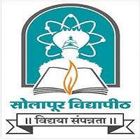 Solapur University logo