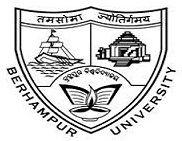 Berhampur University, Berhampur logo