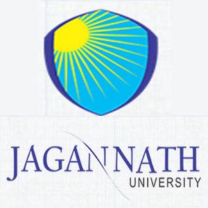 Jagannath University logo
