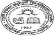 Maharishi Dayanand Saraswati University logo