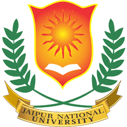 Jaipur National University logo