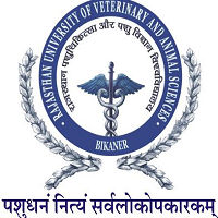 Rajasthan University of Veterinary and Animal Sciences logo