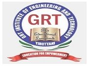 GRT Institute of Engineering and Technology logo