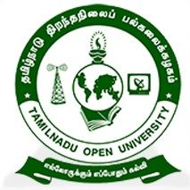 Tamil Nadu Open University logo
