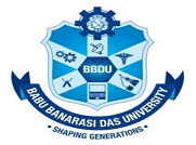 Babu Banarsi Das University logo