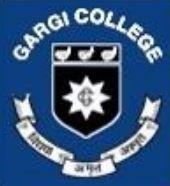 Gargi College logo