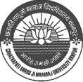 Chatrapati Sahuji Maharaj Kanpur University logo
