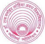Dr Ram Manohar Lohia Avadh University logo