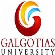 Galgotias University, Greater Noida logo