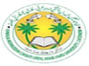 Khwaja Moinuddin Chishti Urdu Arabi-Farsi University logo