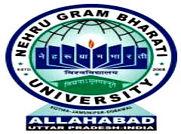 Nehru Gram Bharati University logo