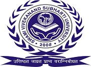 Swami Vivekananda Subharti University logo
